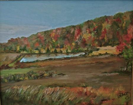 October, Rochester Mills Pennsylvania