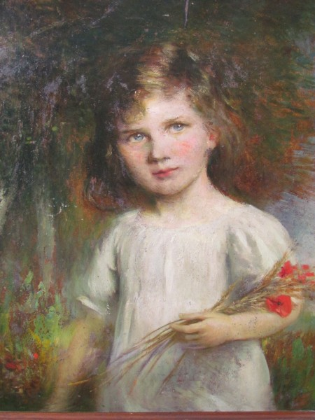 Original Oil on Board by Thirkell Pearce, England