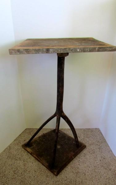 Adirondack Twig/Limb Side Table, Folk Art