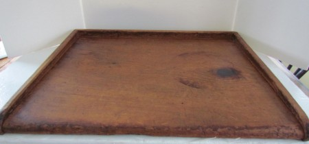 19th. century Noodle Board/Pastry Board with Gallery