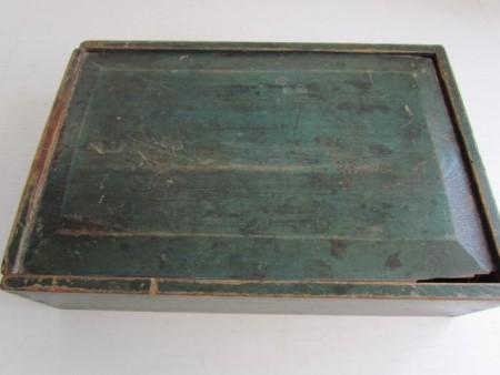 Wonderful, Original Painted Seed Box