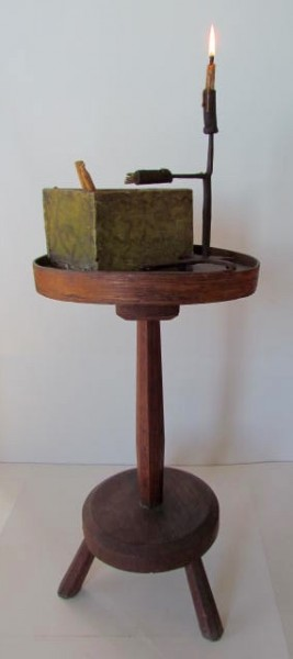 Late 17th./Early18th. century Candle Stand