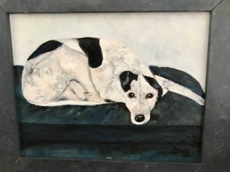 Oil Portrait, June