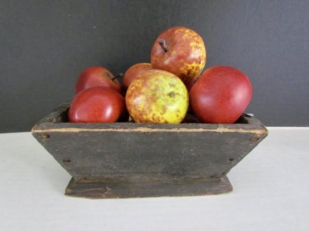 The Best Small Apple Box in Original Black Paint