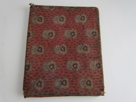 Sweet Calico Covered Book