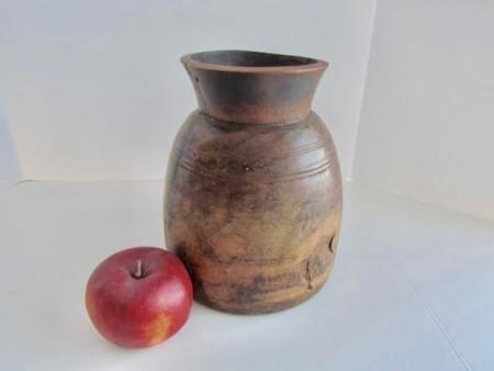 American Treen Storage Jar