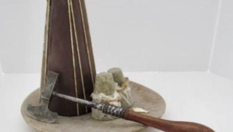 18th. century Sugar Axe