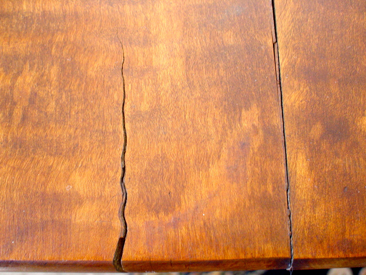 Tags: antique ... - Tiger Maple Drop Leaf Side Table Art Antiques Michigan