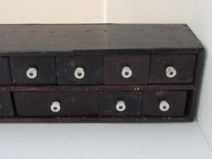 case of drawers