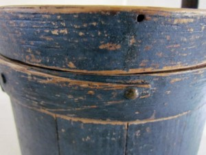 19th_century_blue_painted_firkin