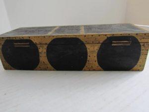 folk art_decorated_table box