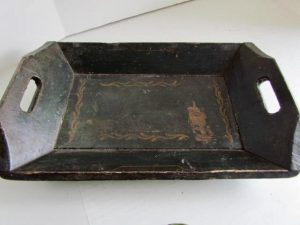 Windsor Green, Centerpiece Tray