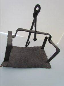 fireplace_drying rack
