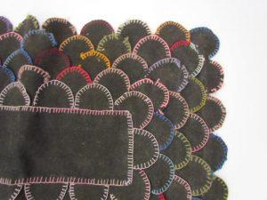 19th century_penny rug