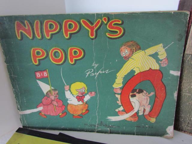 circa 1920's comic books | Art Antiques Michigan