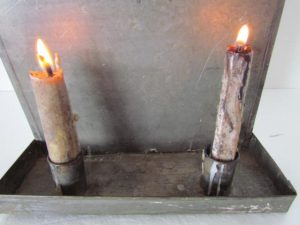 double_candle holder