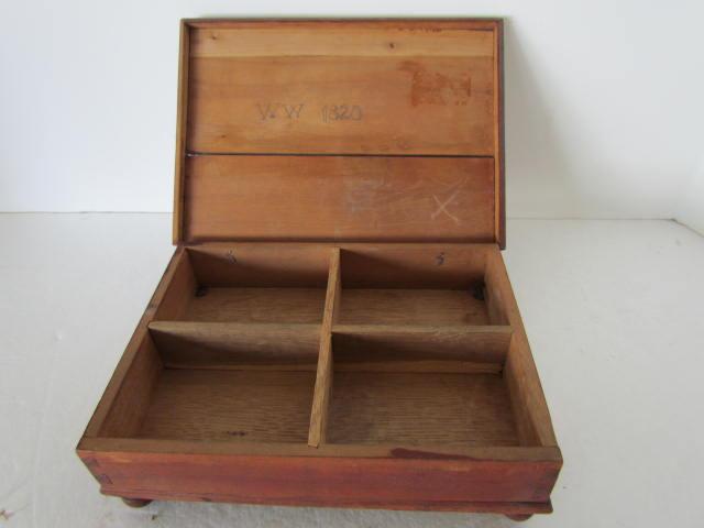 cherry wood_spice box