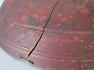original red paint