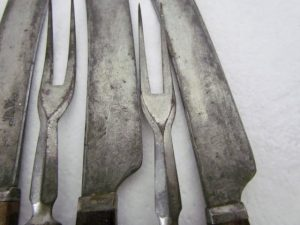 two tine forks