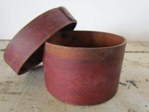 original, red painted_pantry box