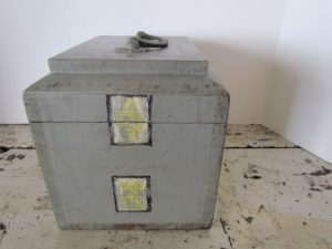 painted house box