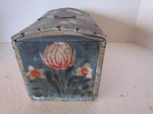Pa German painted box