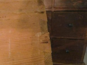 dovetailed construction