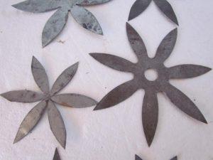 19th. century quilt templates