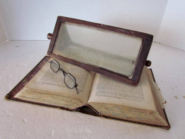 water magnifier