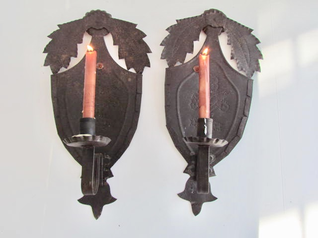 punches tin_sconces