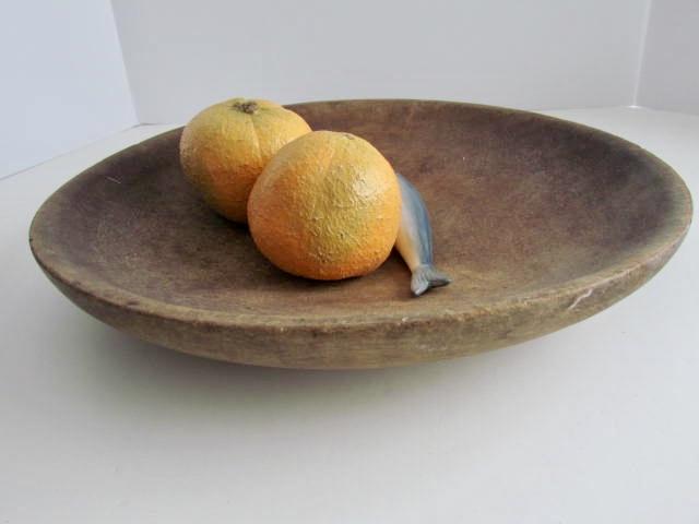 Chestnut eating bowl