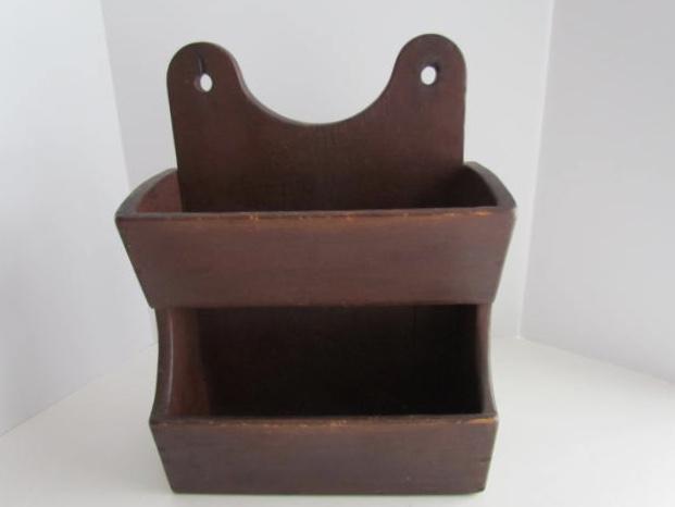 19th. century_ wall box