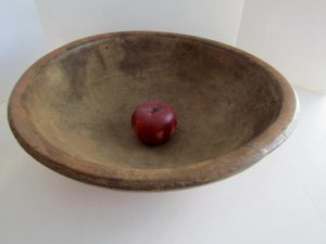 18th. century_dough bowl