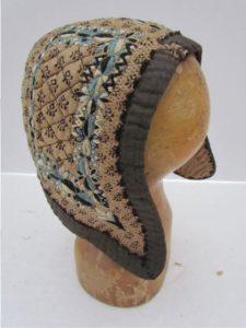 19th. century childs cap