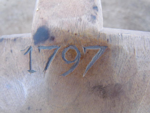 18th. century spatula