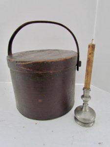 18th. century pantry box