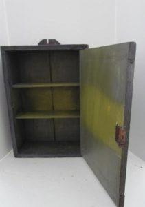 wall book cupboard