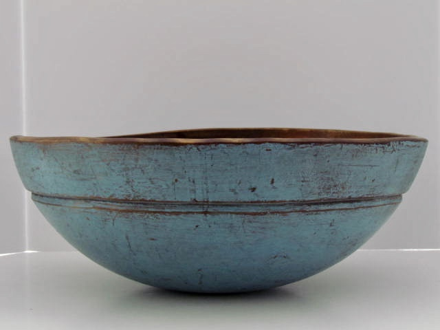 19th. century_dough bowl