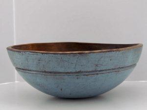 19th. century bowl