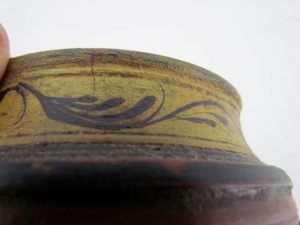 19th. century_table spice bowl