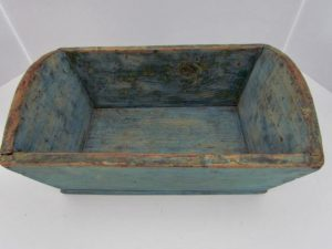 19th. century_painted_dough box