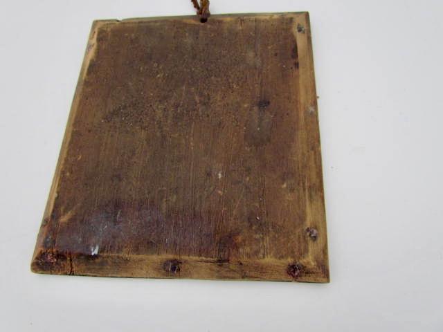 19th. century fragment mirror