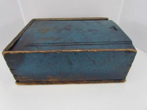 early 19th. century_candle box