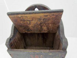 19th. century salt box