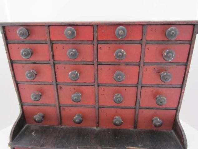 26 drawer_spice chest