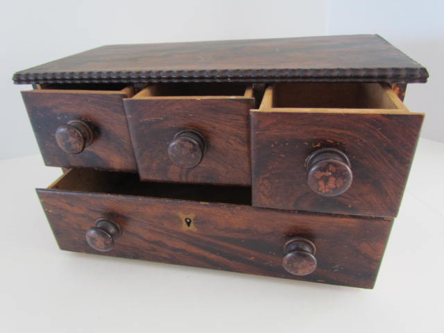 four drawer_spice chest