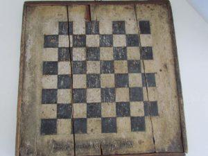 1853 checkerboard