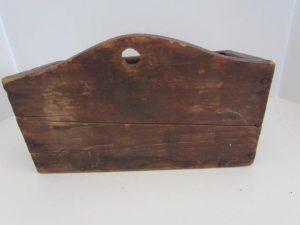 wall box, square nail construction