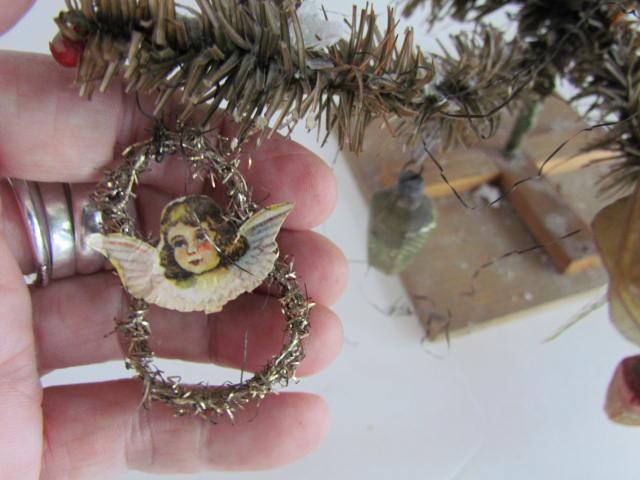 Miniature Glass Christmas Ornaments